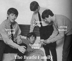 The beatles family