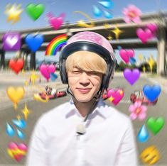 Rock my world. Meme Faces, Funny Faces, Bts Emoji, K Pop, Namjoon, Bts Face, Heart Meme, Rawr Xd, Cute Love Memes