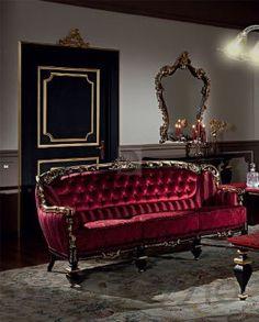 capitone sofa furniture design interior  Stile Elisa 2140