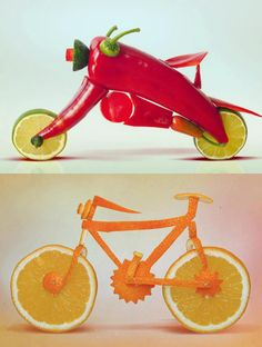 Orange you glad I went to Culinary School? Orange you glad I went to Culinary School? Amazing Food Art, Fruit Creations, Food Sculpture, Fruit Sculptures, Food Art For Kids, Creative Food Art, Fruit And Vegetable Carving, Food Carving, Food Garnishes