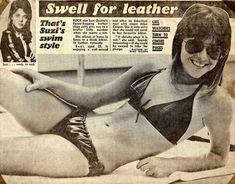Suzi Quatro 1971 - Nostalgic Jukebox ★Dream Girls★