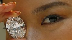 Would You Like To Own A $30.6m White Diamond