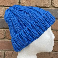 Etsy Handmade, Handmade Items, Cotton Beanie, Knitted Hats, Best Gifts, Etsy Seller, Knitting, Knit Hats, Tricot