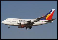 Philippine Airlines Boeing 747-SP by Nek777, via Flickr