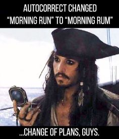 When autocorrect changes your words and mind.  Happy Tuesday!  Like, follow and share from our Fanpage http://Fb.com/healthywwise  Friend or follow Jackie Nelson always sharing fun, informative or motivational stuff.  #funny #meme #funnymeme #autocorrect #lol #lmbo #lmao #humor #hmmm #run #rum #fitness #getfit #HWW
