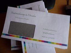 Corporate Briefumschläge für www.budenschwung-dresden.de