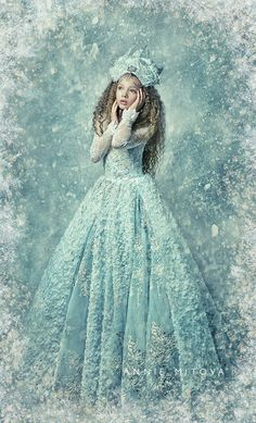 The Snow Queen by Annie Mitova on 500px