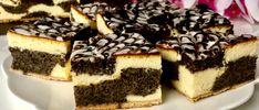 Cupcake Cookies, Cupcakes, Tiramisu, Cheesecake, Food And Drink, Cooking Recipes, Ethnic Recipes, Blog, Art