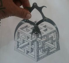 The DaVinciKey was used to incorporate the golden ratio in this cool pic by Rady J Blackcrab