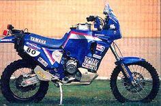 Yamaha Super Tenere 1992 Paris Dakar