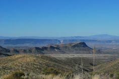 Sotol Vista. Big Bend National Park. Photography by: Tim Speer