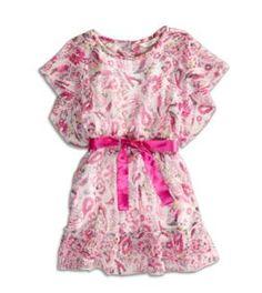 77 girly chiffon dress. gaby!