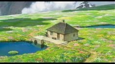 In Howl's Moving Castle #hayaomiyazaki