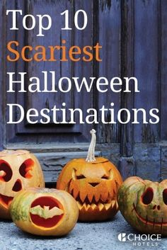 Best Places to Visit for Halloween — Choice Hotels Holidays Halloween, Scary Halloween, Halloween Pumpkins, Halloween Crafts, Happy Halloween, Halloween Decorations, Halloween Party, Halloween Costumes, Halloween Ideas