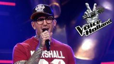 Ben Saunders - Use Somebody (The Blind Auditions | The voice of Holland ...