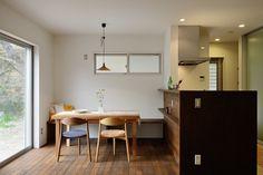 湖西市・S邸「古見の家」素材感をアクセントにした造作家具のある家 of 注文住宅・設計・リフォーム 愛知県豊橋市 アーデンハウスデザイン