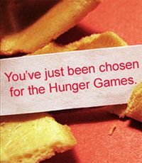 I would probably get scared if I got a fortune that said that. This kind of makes me not want to get fortune cookies :P