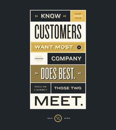 Know what your customers want - 30 Customer Service Quotes to live by - http://blogs.salesforce.com/ca/2015/01/customer-service-quotes.html