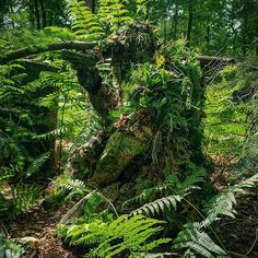 Home - Airsoft guides and helpful tips and tricks - Camocrafting Sniper Camouflage, Military Camouflage, Military Guns, Sniper Airsoft, Airsoft Gear, Ghillie Suit, Weapons Guns, Guns And Ammo, Tactical Wall