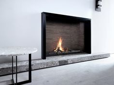 Unique L MF 1300-95 GHE 1S by Metalfire Ventless gas fires