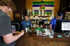 After nearly a year of cash-only operations, Colorado's legal marijuana businesses may soon get access to basic banking services for the first time. Big Banks Balk, So Colorado Has Created A Credit Union For The Marijuana Industry BY ALAN PYKE POSTED ON DECEMBER 9, 2014 AT 9:40 AM UPDATED: DECEMBER 9, 2014 AT 10:43 AM