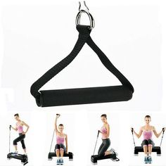 Hot 1 Piece Tricep Rope Attachment Bar Dip Station Resistance Fitness Exercise Gym Free Shipping <3 Click the VISIT button for detailed description