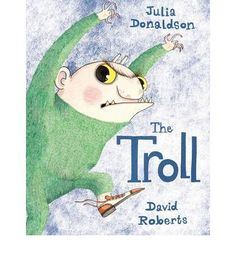 Now in our home library....A crew of clueless pirates, one hairy troll and barrels o'laughs!