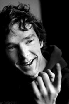 Hot black and white pic of Benedict Benedict Sherlock, Sherlock Bbc, Sherlock Holmes Benedict Cumberbatch, Watson Sherlock, Sherlock Quotes, Jim Moriarty, Young Benedict Cumberbatch, Tyler Durden, John Watson