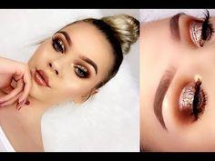 Prom Makeup Tutorial 2017 | Tina Halada - YouTube