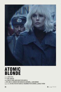 """Atomic Blonde"" starring Charlize Theron."