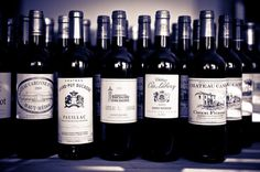 There may actually be some phthalates–endocrine disruptors–in wine. Yikes.