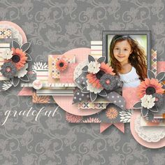 Grateful   collab by Luv Ewe Designs and Blue Heart Scraps