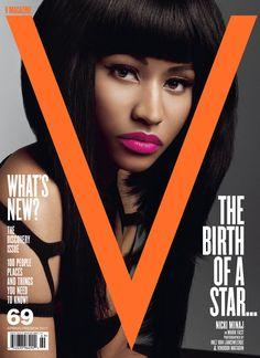 "Nicki Minaj V Magazine November 2014 - @NICKIMINAJ - #NickiMinaj - http://mypinkfriday.com/ - @vmagazine - http://www.vmagazine.com/ - Black Advertising & Magazine Covers - Funky Fashions - FUNK GUMBO RADIO: http://www.live365.com/stations/sirhobson and ""Like"" us at: https://www.facebook.com/FUNKGUMBORADIO"