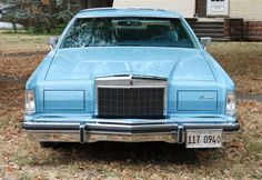 1979 Lincoln Continental Mark V Coupe (1 of 6)   Flickr - Photo Sharing!