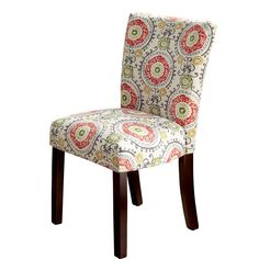 Stuyvesant Printed Parsons Chair (Set of 2)