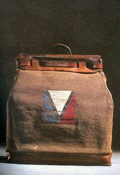 cheap birkin bag knock off - Stunning vintage Bags on Pinterest | Vintage Leather, Gladstone ...