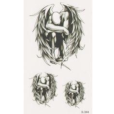 Ink-Color-Fallen-font-b-Angels-b-font-Waterproof-Temporary-font-b-Tattoo-b-font-Stickers.jpg (801×801)