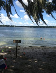 Parks in Winter Park Florida ~ Dinky Dock is located next to Rollins College. Nice spot to enjoy a small beach. Winter Park Florida, South Padre Island, Cocoa Beach, Local Parks, Old Florida, Daytona Beach, Picnics, Orlando, College