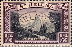 St Helena 1934 Centenary of British Colonisation SG 114 Fine Used SG 114 Scott 101 Other Antique stamps Here