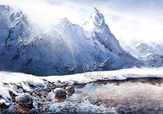 Swiss Alps II