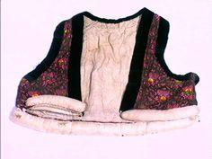 DigitaltMuseum Vest, Lace, Jackets, Tops, Women, Fashion, Down Jackets, Moda, Fashion Styles