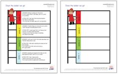 Free printable tool to help kids learn to manage their anger
