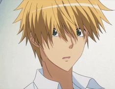 "This is from the anime ""Kaichou wa Maid-sama!"" The boy in the gif is Takumi Usui."