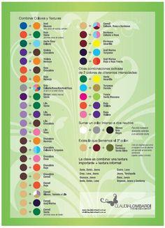 1000 images about decoracion on pinterest mesas paper - Colores que combinan ...