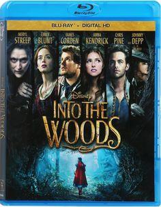 Into The Woods Blu-ray + Digital HD