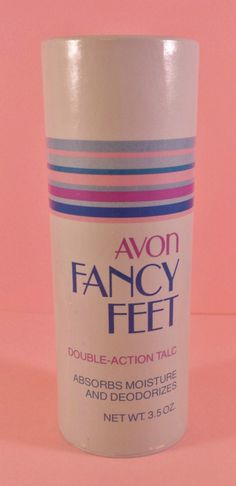 http://www.ebay.com/itm/NEW-Vintage-Avon-FANCY-FEET-Double-Action-Deodorant-Foot-Talc-Powder-3-5-oz-/161612592036?pt=LH_DefaultDomain_0