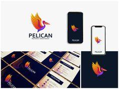Pelican by Artnivora Studio
