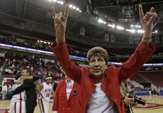 Kay Yow was an Olympian who battled breast cancer and became one of the top women's basketball coaches of all time.
