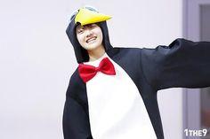 #원더나인 #1THE9 Jin, Kpop Boy, Wonderland, Dancer, Survival, Costumes, Boys, Penguin, Idol
