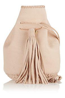 Wendy Nichol Bullet leather bucket bag | NET-A-PORTER